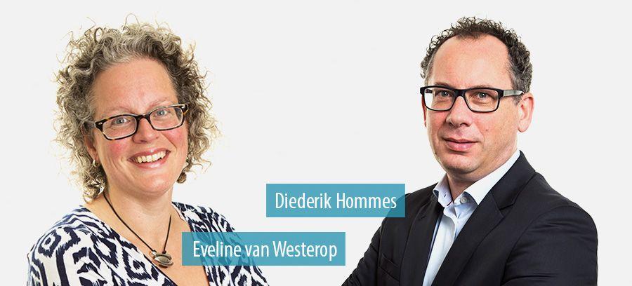 Veertig jaar Rijnconsult- in gesprek met Diederik Hommes en Eveline van Westerop