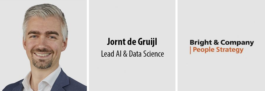 Data scientist Jornt de Gruijl versterkt Bright & Company