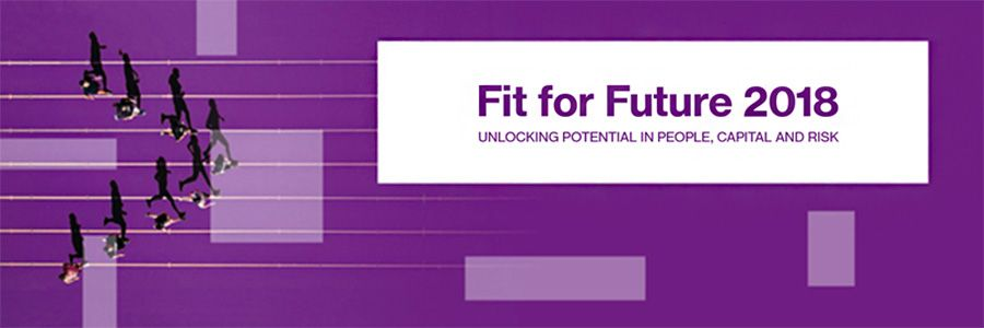 Willis Towers Watson - Fit for Future 2018