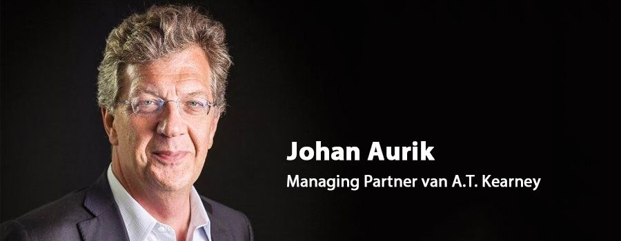 Johan Aurik Global Managing Partner van A.T. Kearney
