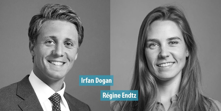 Starten in strategieconsultancy: Irfan Dogan en Régine Endtz van Bain