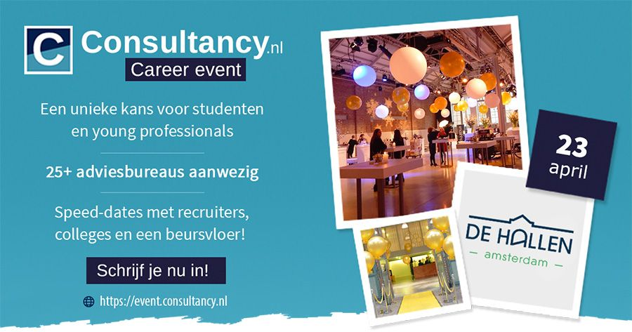 Consultancy.nl Career Event