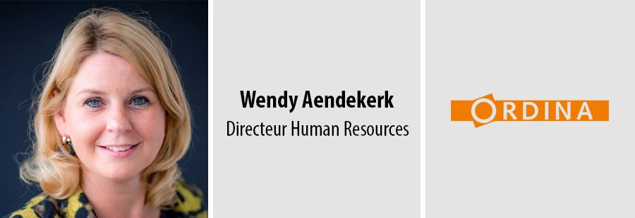 Wendy Aendekerk directeur Human Resources bij Ordina