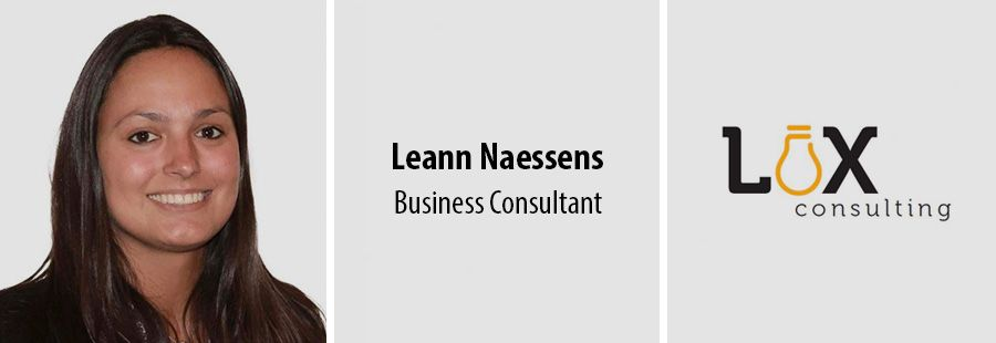 Lux Consulting trekt Leann Naessens aan als Business Consultant