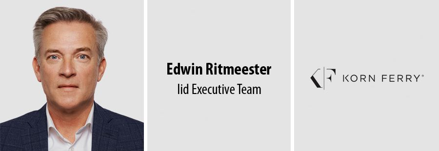 Edwin Ritmeester treedt toe tot Executive Team Korn Ferry