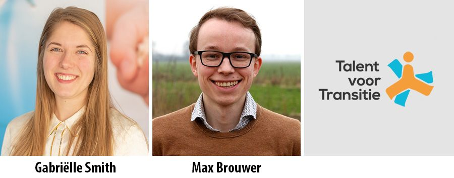 Gabrielle Smith en Max Brouwer - Talent voor Transitie