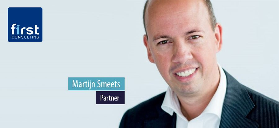 Martijn Smeets, Partner, First Consulting