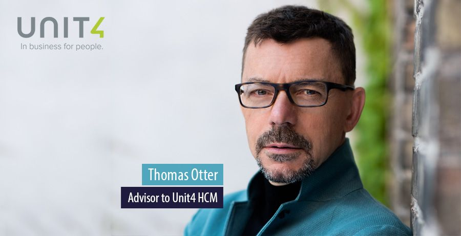 Thomas Otter, Advisor to Unit4 HCM