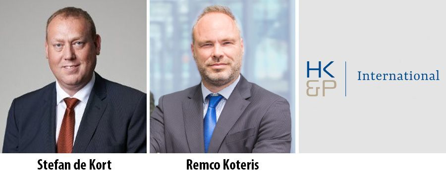 Stefan de Kort en Remco Koteris - HK&P International