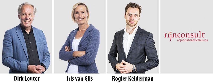 Dirk Louter, Iris van Gils, Rogier Kelderman - Rijnconsult