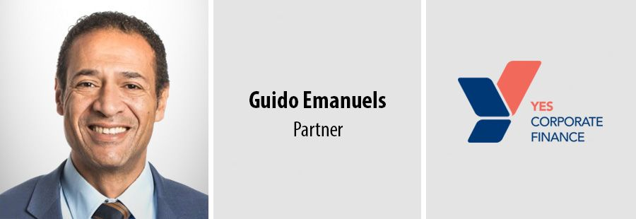 Guido Emanuels, Partner bij Yes Corporate Finance