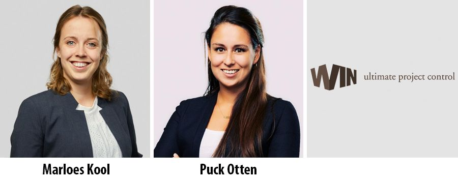 Marloes Kool en Puck Otten over het WIN Talent Program