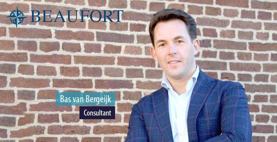 Bas van Bergeijk in dienst bij Beaufort Corporate Consulting