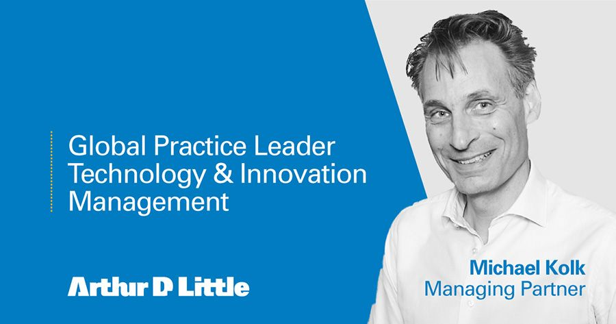 Michael Kolk - Managing Partner bij Arthur D. Little
