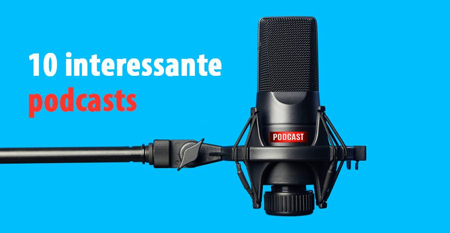10 interessante podcasts voor consultants