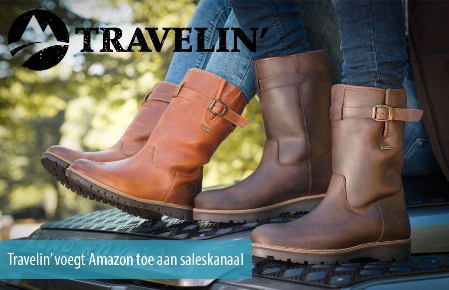 Travelin' voegt Amazon toe aan saleskanaal