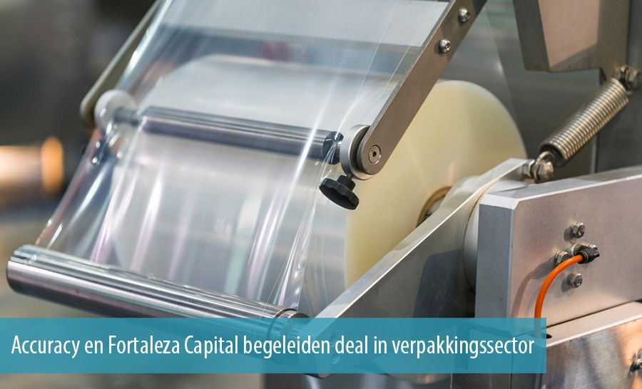 Accuracy en Fortaleza Capital begeleiden deal in verpakkingssector