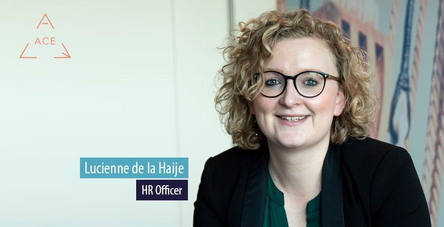 Lucienne de la Haije, HR Officer, ACE