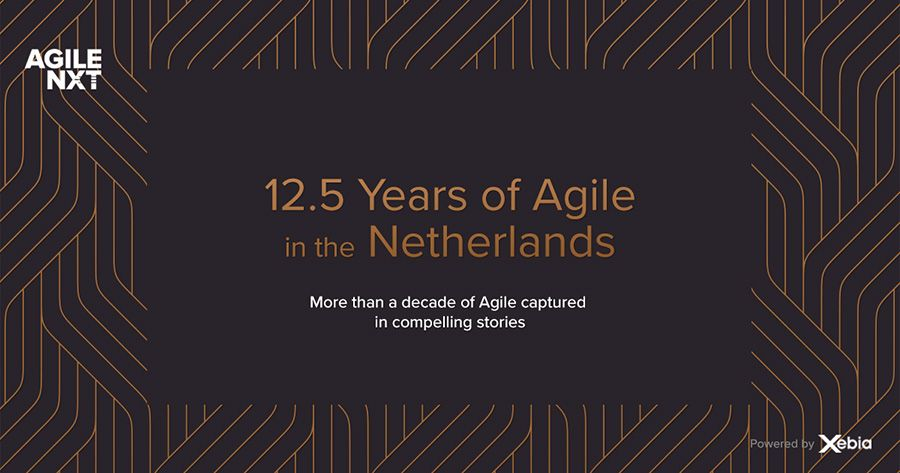 12,5 Years of Agile in the Netherlands