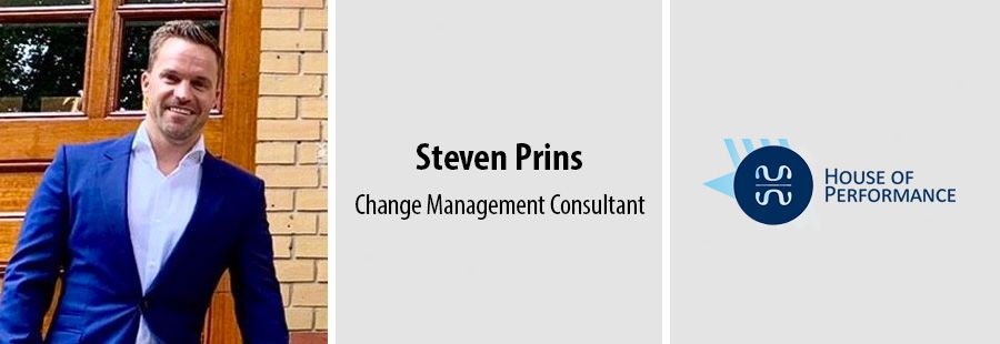 Steven Prins, Management Consultant, House of Performance