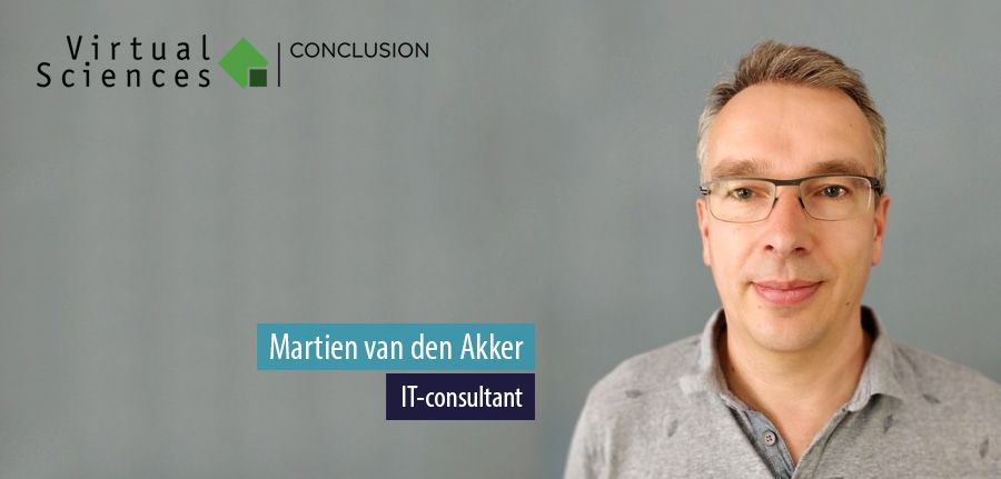 Martien van den Akker, Virtual Sciences