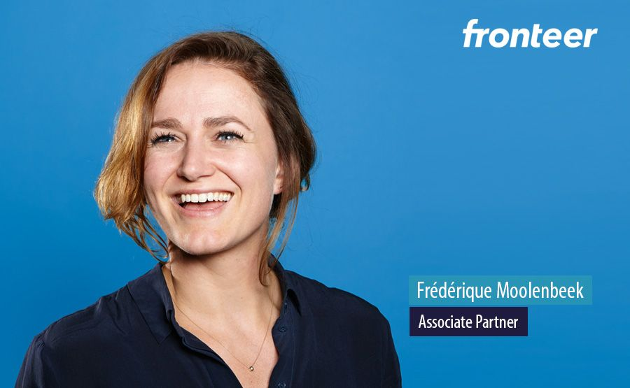 Frédérique Moolenbeek, Associate Partner, Fronteer