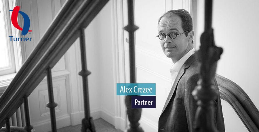 Alex Crezee, Partner, Turner