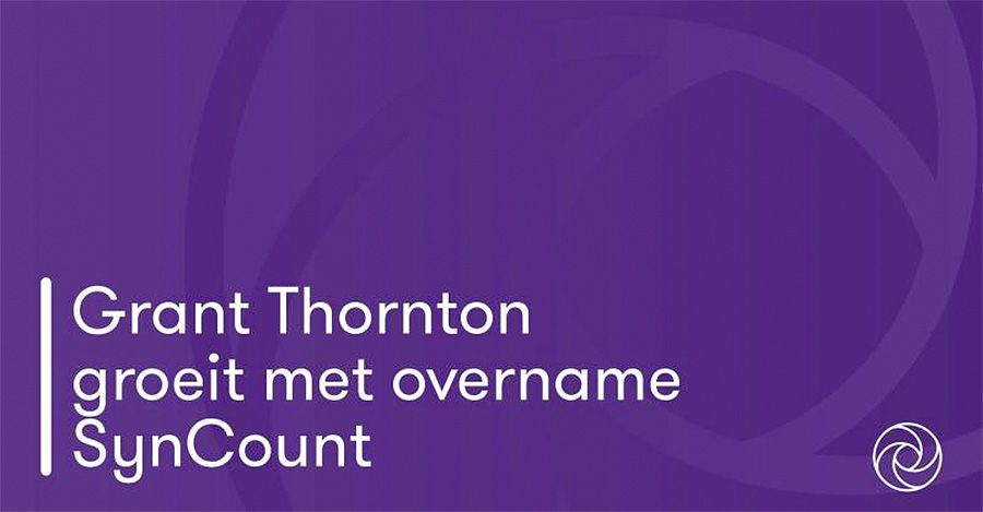 Grant Thornton neemt accountantskantoor SynCount over
