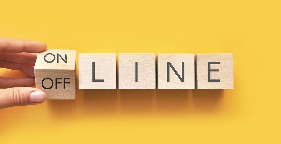 Het realiseren van een verandertraject: van offline naar online
