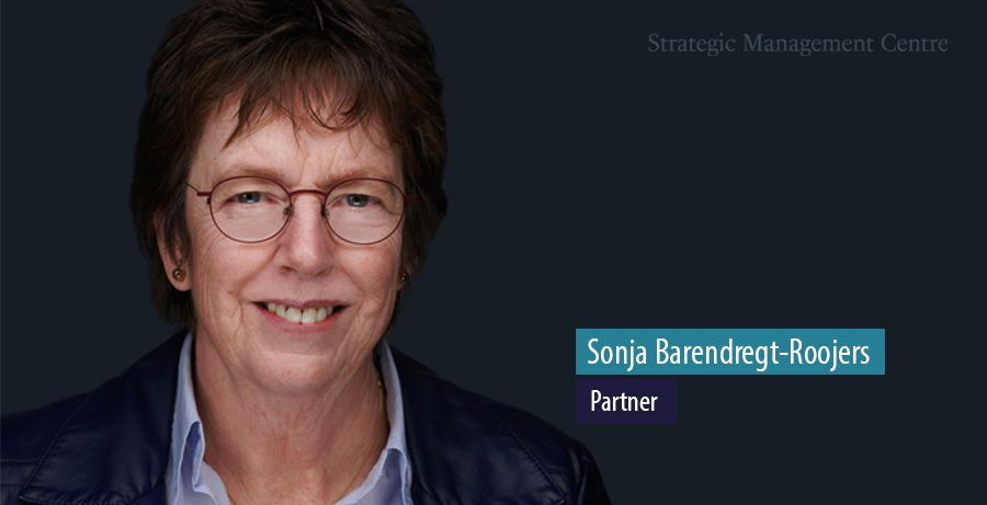 Sonja Barendregt-Roojers partner bij Strategic Management Centre