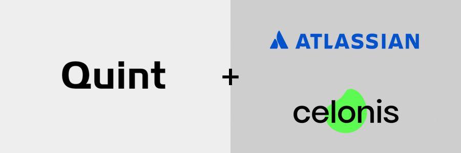 Quint wordt implementatiepartner van Atlassian en Celonis
