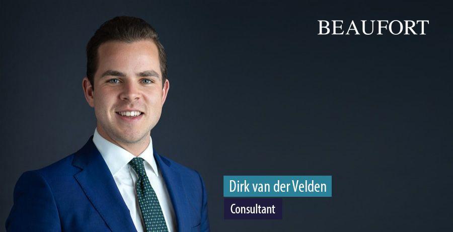 Dirk van der Velden, Consultant, Beaufort Corporate Consulting