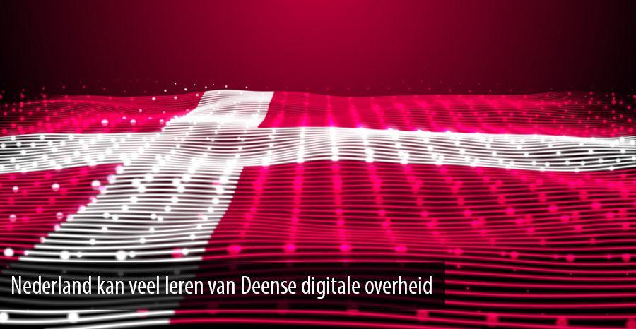 Nederland kan veel leren van Deense digitale overheid