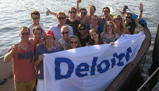 Deloitte Young Professionals winnen Race of The Classics