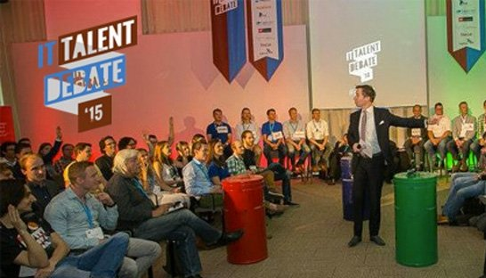 Capgemini wederom partner van IT Talent Debate