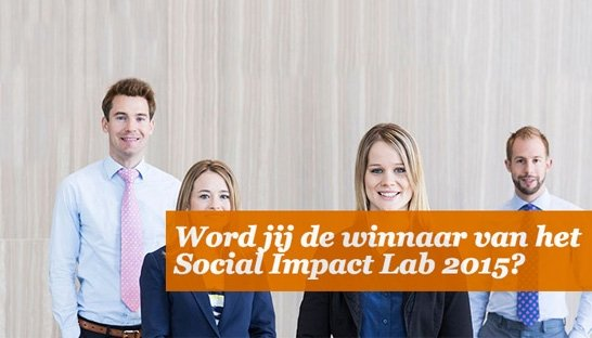PwC start competitie voor social enterprise start-ups
