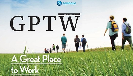 &samhoud organiseert Great Place to Work event