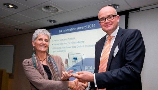 Protiviti organiseert Internal Audit Innovation Award
