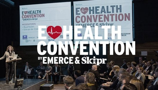 House of Performance sponsor van e-Health Convention
