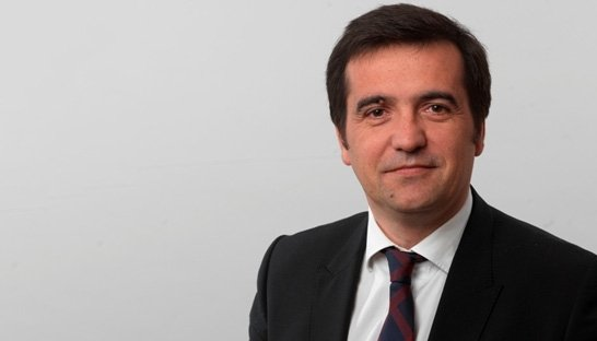 Cyril Garcia Chief Executive van Capgemini Consulting