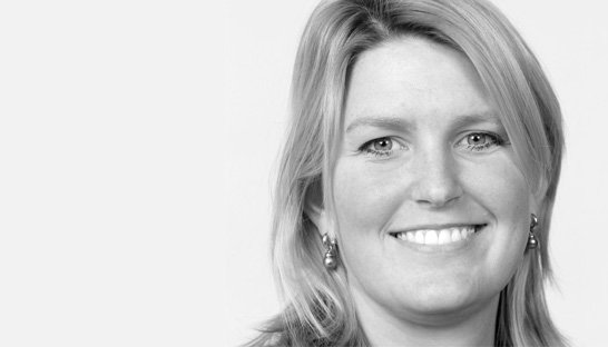 Monika van Hoogenvest MarCom Manager Hay Group
