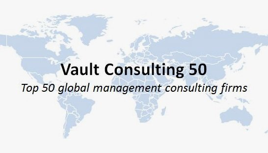 Management Consulting 50: Populairste adviesbureaus