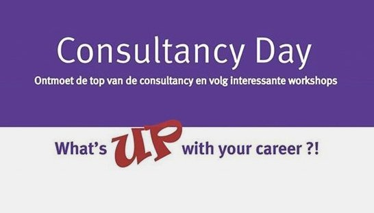 Accenture, Finext en &samhoud op Consultancy Day