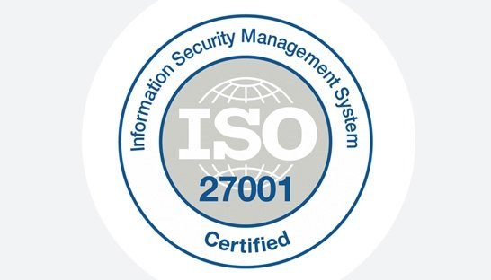 Ordina behaalt ISO 27001:2013 IT beveiliging certificaat
