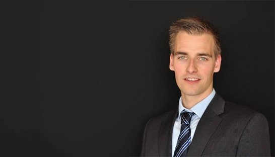Mark de Weers start Magnitude Consulting traineeship