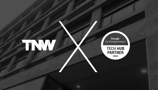 KPMG partner van The Next Web en Google Tech hub