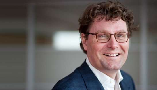 Ordina CEO trots op roots, diversiteit en innovatie