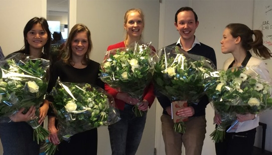 AMC Management Trainees naar A.T. Kearney en Deloitte