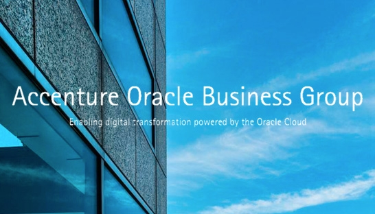 Accenture Nederland start Oracle Business Group