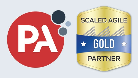 PA Consulting benoemd tot Gold SAFe Partner door Scaled Agile